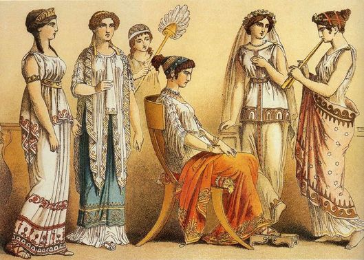 Women and their role in ancient Greece and Rome | Griekse ...